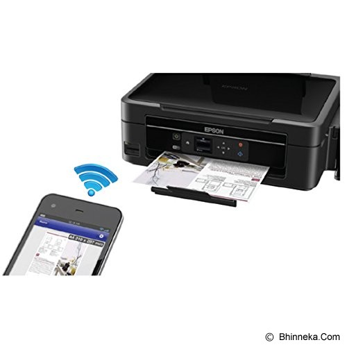 EPSON Printer [L455] - Printer Home Multifunction